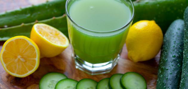 صورة جديد فوائد الخيار والليمون للبشرة