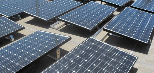 صورة جديد كيفية صنع ألواح الطاقة الشمسية