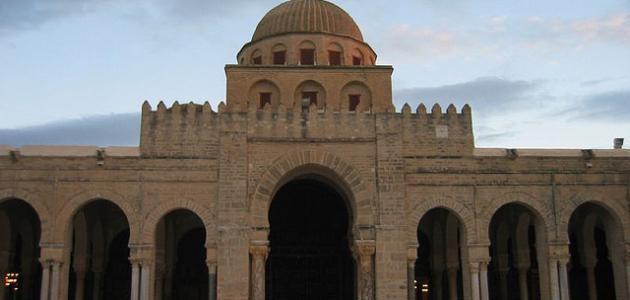 صورة جديد نبذة مختصرة عن جامع القيروان