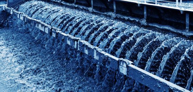 صورة جديد محطات تنقية المياه
