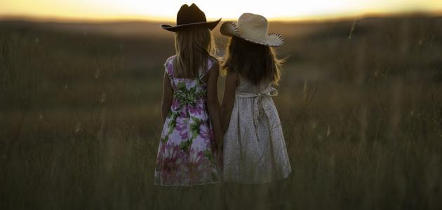 صورة جديد كلام جميل عن حب الأخوات