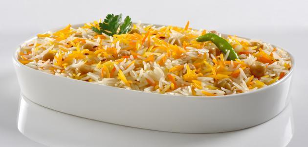 صورة جديد طريقة تلوين الأرز