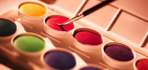 صورة جديد كيف تصنع الألوان