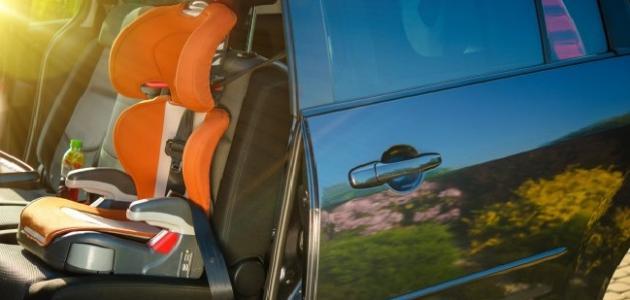 صورة جديد أهمية كرسي الأطفال في السيارة