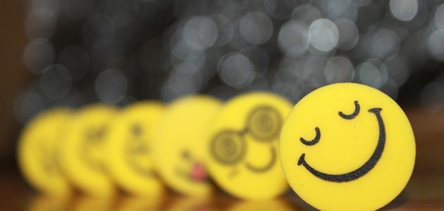 صورة جديد مقال قصير عن الابتسامة