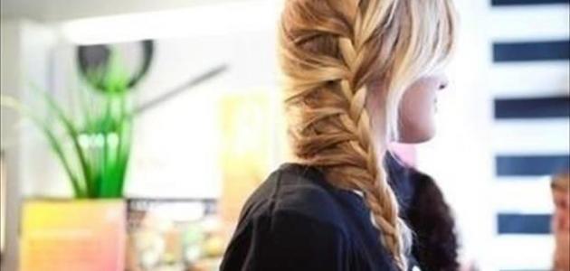 صورة جديد طرق تصفيف الشعر دون سشوار