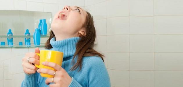 صورة جديد فوائد الغرغرة بالماء والملح