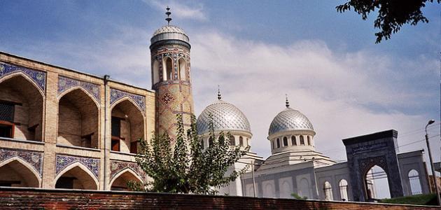 صورة جديد أين تقع مدينة طشقند