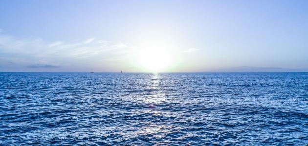 صورة جديد ما الفرق بين البحر والمحيط