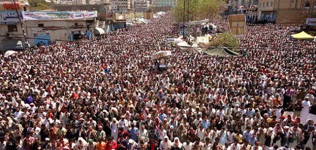 صورة جديد كم يبلغ عدد سكان اليمن