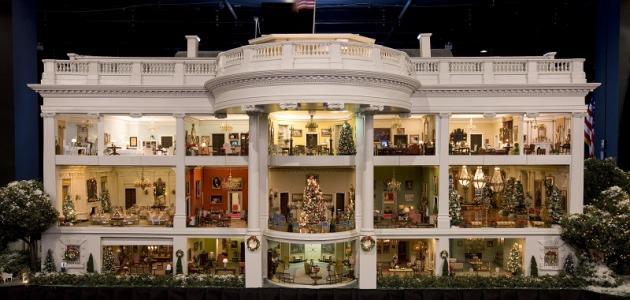 صورة جديد عدد غرف البيت الأبيض الأمريكي