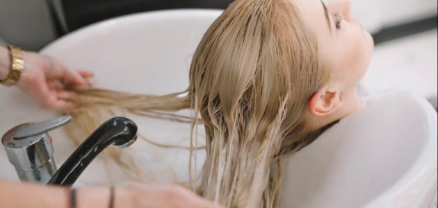 صورة جديد كيف أزيل الصبغة الشقراء من شعري