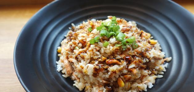 صورة جديد كم يحتوي الأرز على سعرات حرارية
