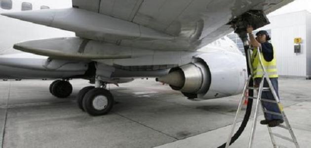 صورة جديد أين يوجد خزان الوقود في الطائرات