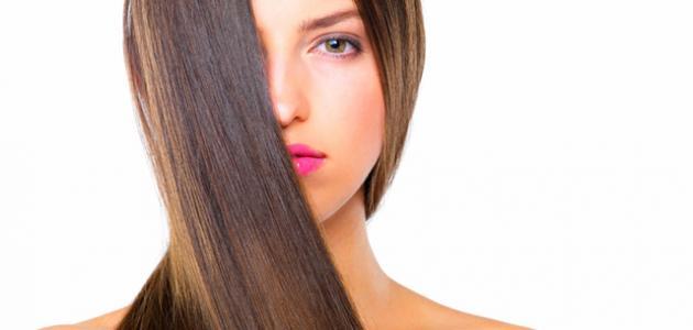 صورة جديد كيف يكون شعرك ناعم بدون سشوار