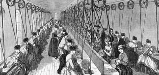 صورة جديد مظاهر الثورة الصناعية في أوروبا