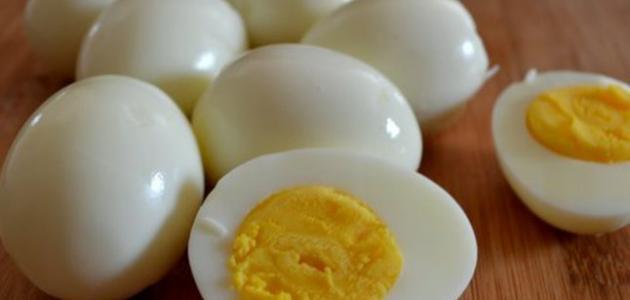 صورة جديد فوائد البيض المسلوق لكمال الأجسام