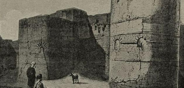 صورة جديد من كان يحكم مصر قبل فتح المسلمين لها