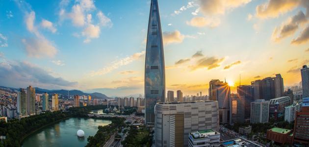 صورة جديد أفضل الأماكن السياحية في كوريا الجنوبية