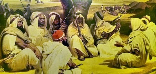 صورة جديد مظاهر الحياة الفكرية عند العرب قبل الإسلام