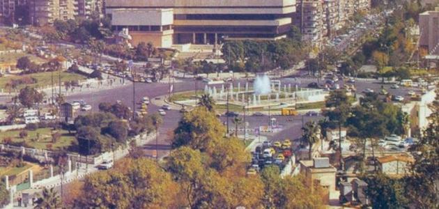 صورة جديد وصف مدينة دمشق