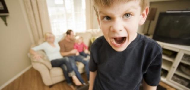 صورة جديد أسباب عصبية الطفل