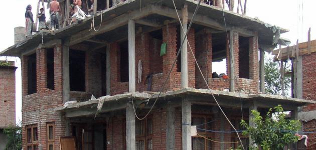 صورة جديد كيفية بناء منزل