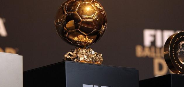 صورة جديد تاريخ الكرة الذهبية