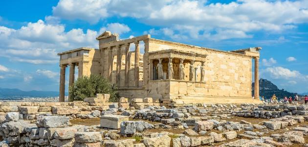 صورة جديد مدينة أثينا اليونانية