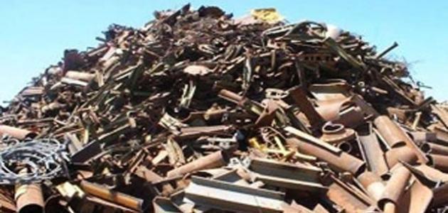 صورة جديد التخلص من النفايات الصلبة