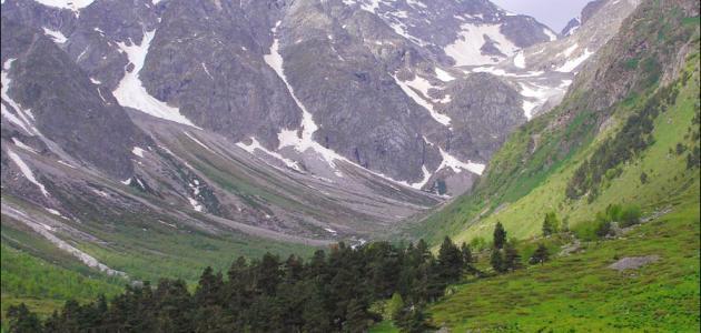صورة جديد أين تقع سلسلة جبال طوروس