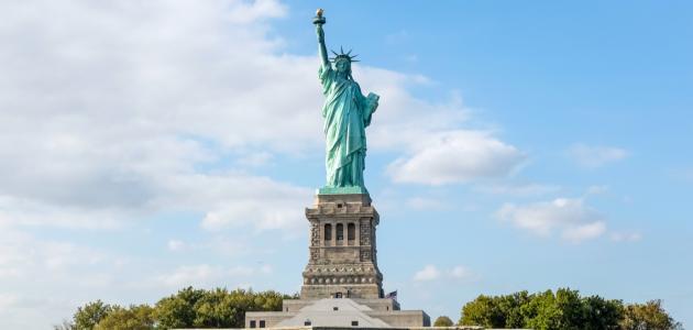 صورة جديد معلومات عن تمثال الحرية