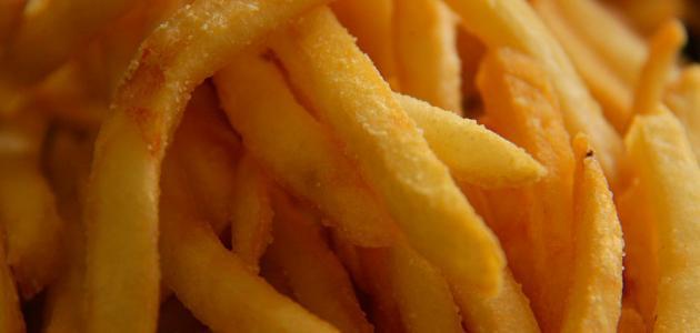 صورة جديد طريقة عمل أصابع البطاطس