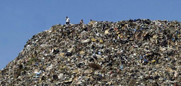 صورة جديد تعريف النفايات