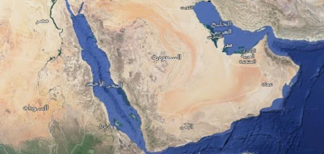 صورة جديد ما هي دول شبه الجزيرة العربية