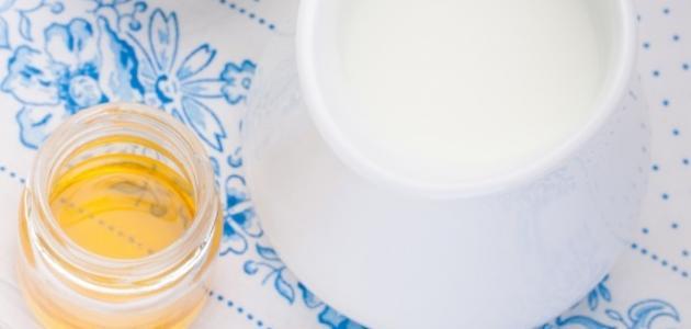 صورة جديد فوائد الحليب والعسل للبشرة