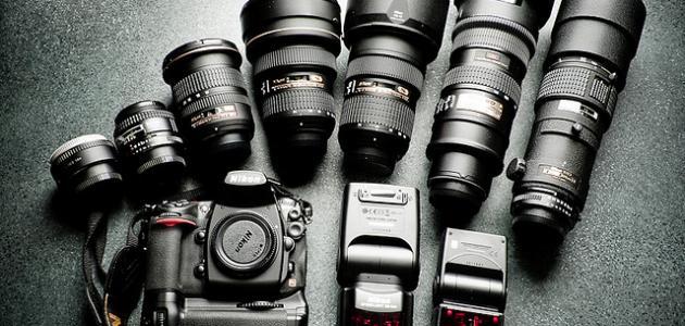 صورة جديد كيف اختار عدسة الكاميرا