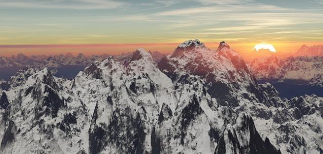 صورة جديد أجمل الجبال في العالم