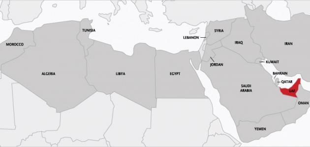 صورة جديد أين تقع دولة قطر