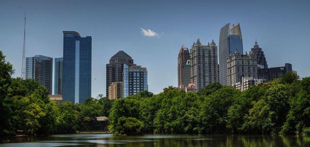 صورة جديد معلومات عن مدينة أتلانتا بولاية جورجيا