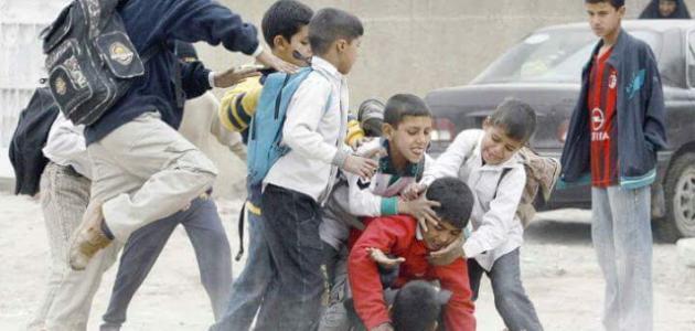 صورة جديد بحث حول العنف المدرسي
