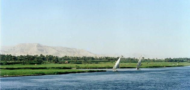 صورة جديد مقالة عن نهر النيل