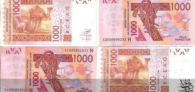 صورة جديد ما هي عملة دولة النيجر