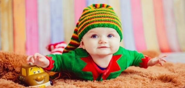 صورة جديد النمو الحركي للطفل
