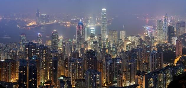 صورة جديد أهم معالم هونغ كونغ