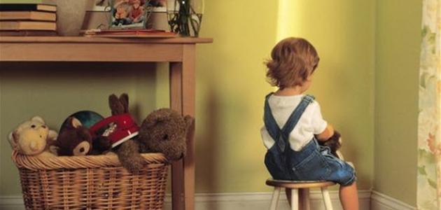 صورة جديد طريقة عقاب الطفل في عمر السنتين