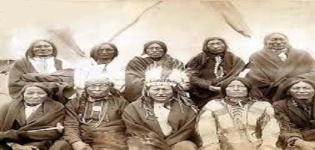 صورة جديد من هم سكان أمريكا الأصليين