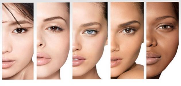 صورة جديد كيف أعرف درجة لون بشرتي