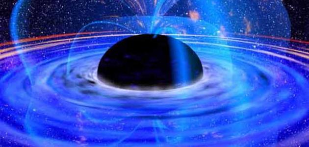 صورة جديد معلومات عن الثقب الأسود