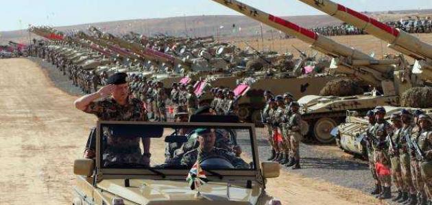 صورة جديد عيد الجيش الأردني